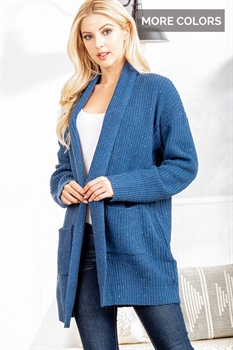 Picture of Long Cozy Sweater Cardigan